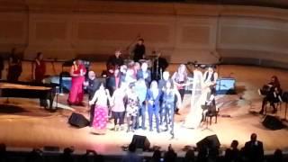 Iggy Pop 'Tonight' feat. Sharon Jones at Carnegie Hall for Tibet House