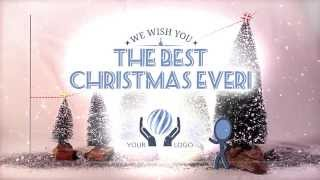 Best Christmas Ever! (After Effects Christmas Greeting Card)