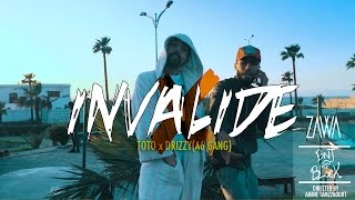 TOTO x Drizzy - INVALIDE (Official Music Video) #BNJ3