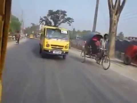 Bangladesh – Battery rickshaw ride