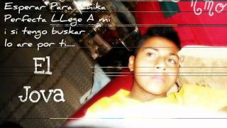 El Jova Ft BrtZtyle - Fuiste Mi Unico Amor (DJ LOOPS MUSIC) Reggaeton Romantico 2012