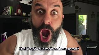 BOMBUNAS E O LEAN BREAD