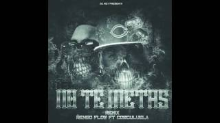 Preview Ñengo Flow- Cosculluela - No te MEtas Official Remix
