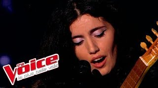 The Voice 2015│Battista Acquaviva - Psaume de David (Chant traditionnel)│Blind audition