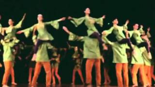 Karmon dancers performance, live in France 1970