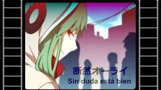 【Hatsune Miku】 Mekakushi Code / メカクシコード【 Sub.Español 】