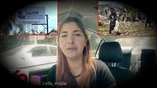 Leila Mejía comenta sobre el chantaje del Lajun Corporation con el vertedero Duquesa