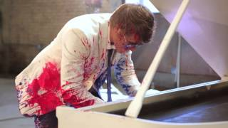 Exploding Piano - Josh Wright, Chopin Etude - My Favorite Things