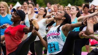 Wanderlust 108 ~ 5k Run, Yoga, Meditation