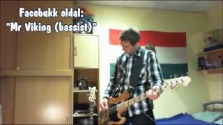 Kárpátia - Busó rege ( Bass cover )