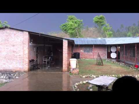Nepal Storm