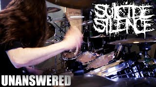 """Suicide Silence - """"Unanswered"""" - DRUMS"""