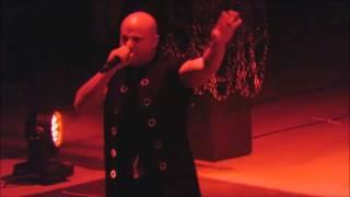 Disturbed- 10,000 Fists - 8/15/2016, Live Red Rocks, Morrison, CO (Denver)