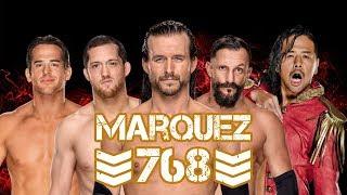 WWE Mashup: Shinsuke Nakamura & Undisputed Era - The Undisputed Sun | by marquez768
