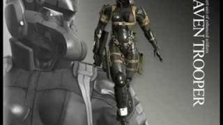 Metal Gear Solid 4 Soundtrack - Haven Troopers