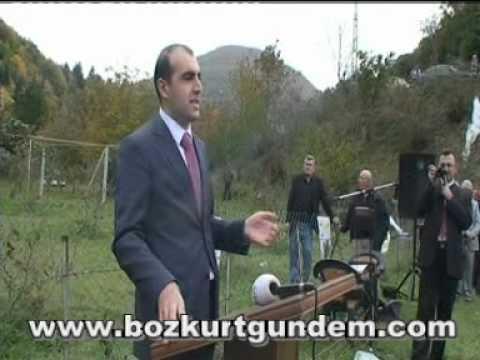 Kastamonu'nun Bozkurt ilçesinde Kivi Hasatı Başladı.