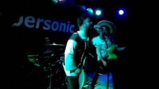 Prehistoric Whales - My Salsa Eminem feat. D12 cover (live at Supersonic, Cádiz 21/04/17)
