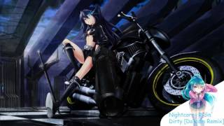🎶 Nightcore - Ridin' Dirty | Dotcom Remix