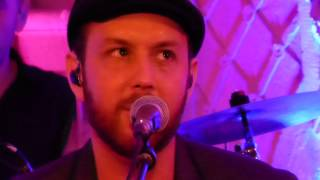 Matt Simons - Tear It Up - 03.02.2015 Prinzenbar Hamburg