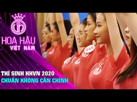 THẦN THÁI VÀ KỸ NĂNG CHUẨN KHÔNG CẦN CHỈNH CỦA ỨNG VIÊN HHVN 2020   Đồng hành cùng HHVN 2020 Tập 9