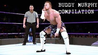 [WWE] Buddy Murphy-Knee Strike & Murphy's Law Compilation