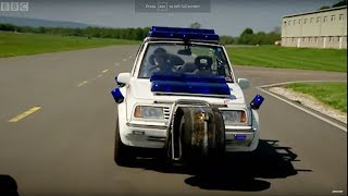 Police Car Challenge (Part 1) | Top Gear width=