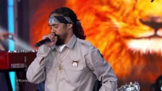 Damian Marley on Jimmy Kimmel 2016