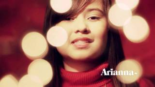 Arianna - Merry Little Christmas (promo)
