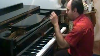 O TRENZINHO DO CAIPIRA villa lobos/ musica abertura novela a lei do amor/ piano solo instrumental