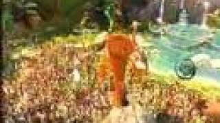 Quiero mover el bote (en español)-Madagascar