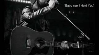 Baby Can I Hold You (Tonight) - Tracy Chapman Cover