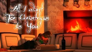 All I Want For Christmas Is You [WoW Music Video]