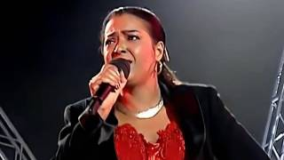 Irene    Cara   --      What    A    Feeling   Live  Video  HD