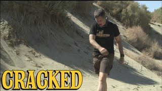 YouTube Extra - A Stirring Tale of the Stupidest Revenge Quest Ever | Cracked Outtakes