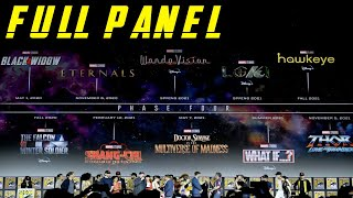 FULL Marvel Studios Panel from Hall H | San Diego Comic-Con 2019
