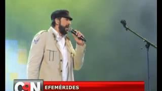 [Efemérides] Juan Luis Guerra cumple hoy  60 años de edad