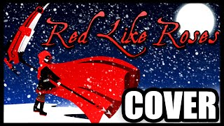 """Red Like Roses"" ♪ RWBY Piano Vocal Cover by Trickywi (Trailer Size)"