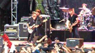 """Anberlin """"True Faith"""" New Order cover (Live) Tampa, FL - Next Big Thing"""