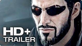 DEUS EX MANKIND DIVIDED Trailer 2 German Deutsch (2015)