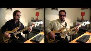 The Alan Parsons Project -  Mammagamma BASS COVER by FFKING