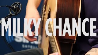 "Milky Chance ""Wrecking Ball"" Miley Cyrus Cover // SiriusXM"