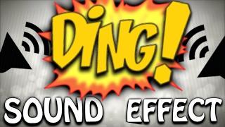 Ding Sound Effect