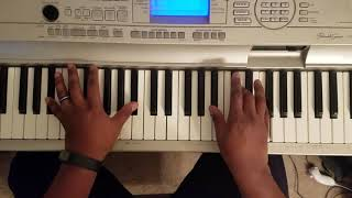 MACKLEMORE FEAT. LIL YACHTY - MARMALADE (PIANO TUTORIAL)