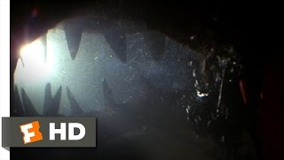 Jaws 3-D (7/9) Movie CLIP - Swallowed Whole (1983) HD