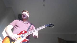 Dire Straits.. Money for Nothing cover