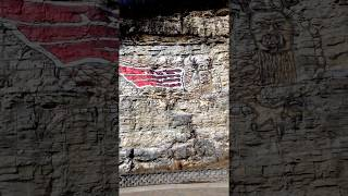 The Piasa bird cave