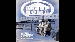 """Group Home - """"The Realness 2010"""" (feat. Blackadon & Black of Brainsick Mob) [Official Audio]"""