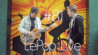 #81 [LePop Live] Long Line Down - When The Night (DK)