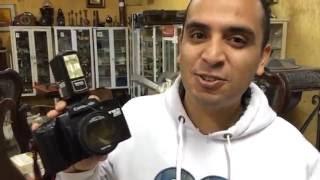 Antiquário Mala e Cuia Antiguidades Renan e  máquina fotográfica antiga