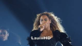 Beyonce - Run The World (Girls) - Live in Stockholm, Sweden 26.7.2016 FULL HD